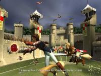 Screenshot programu Harry Potter: Quidditch World Cup
