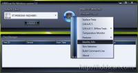 Screenshot programu HDDScan 3.3