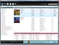 Screenshot programu Helium Music Manager 10.2