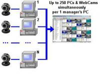 Screenshot programu Hidden Camera 250-in-1 2.33