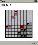 Screenshot programu Hledání min 1.3.0