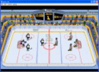 Screenshot programu Hockey 2006