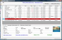 Screenshot programu Holiday Planner 1.5