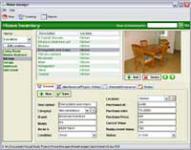 Screenshot programu Home Manager 2010 3.0.3018.0