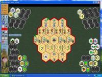 Screenshot programu Honeycomb Hotel  2.0