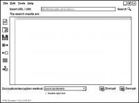 Screenshot programu HTML Encrypter 1.9