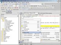 Screenshot programu Html-Wap editor 3.04