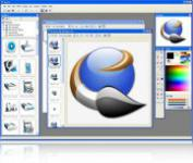 Screenshot programu IcoFX 1.6.4 Portable