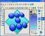 Screenshot programu Icon Craft 4.60