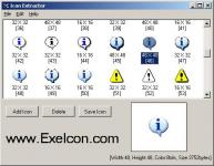 Screenshot programu Icon Extractor 1.0439