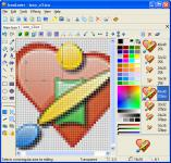 Screenshot programu IconLover 5.32