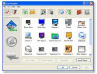 Screenshot programu IconTweaker 1.1