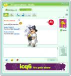 Screenshot programu ICQ 5.10.3000