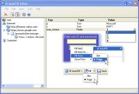 Screenshot programu IE AutoFill 3.32