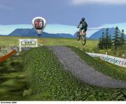 Screenshot programu IKK Direkt Mountainbike Challenge 08