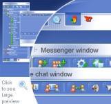 Screenshot programu IM2 Instant Messenger 1.5