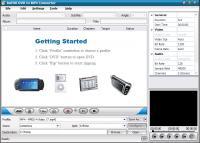 Screenshot programu ImTOO DVD to MP4 Converter 5.0.49.0316