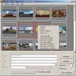 Screenshot programu Image Gallery Maker 1.1.0