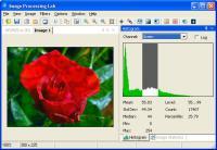 Screenshot programu Image Processing Lab 2.7.0