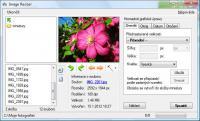 Screenshot programu Image Resizer 1.1