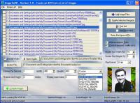 Screenshot programu Image To AVI 1.0.0.5
