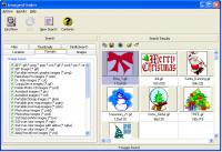 Screenshot programu Images Finder 1.7