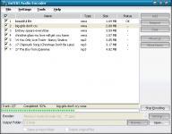 Screenshot programu ImTOO Audio Encoder 2.1.78.1127