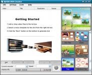 Screenshot programu ImTOO DVD Creator 3.0.41.0317