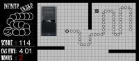 Screenshot programu Infinite Snake 1.0