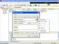 Screenshot programu InstantGet 2.12
