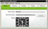 Screenshot programu InstantStorm 1.5.3