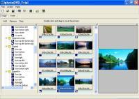 Screenshot programu IphotoDVD 2.0