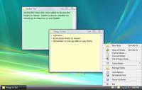 Screenshot programu iQ-Notes 5.10