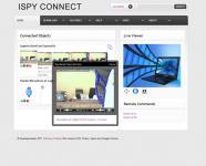 Screenshot programu iSpy 6.5.1.0
