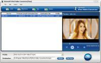 Screenshot programu iStonsoft iPod Video Converter 2.1.2