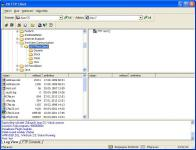 Screenshot programu IW FTPort Client 3.60.375