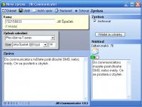 Screenshot programu JIR Communicator 1.9.6