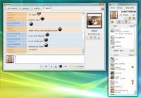Screenshot programu Jabbim 0.5.1