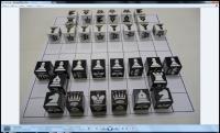 Screenshot programu Japonské šachy pro začátečníky 1.3.0