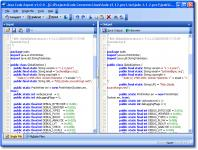 Screenshot programu Java Code Export 1.0.0