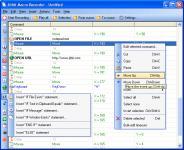Screenshot programu Jitbit Macro Recorder 5.5.3