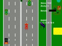 Screenshot programu Jízda 1.0