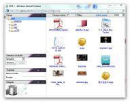 Screenshot programu KFM - Kae's File Manager 1.4.7
