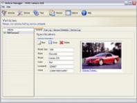 Screenshot programu Kaizen Vehicle Manager 2.0.1029