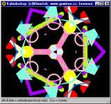 Screenshot programu Kaleidoskop