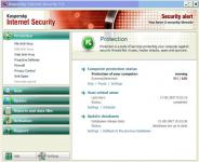 Screenshot programu Kaspersky Anti-Virus Update March 14, 2012