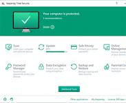 Screenshot programu Kaspersky Total Security 2015 15.0.2.361