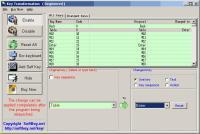 Screenshot programu Key Transformation 5.9