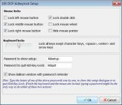 Screenshot programu Kid-Key-Lock 2.2