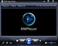 Screenshot programu KMPlayer 2.9.3.1432 RC2